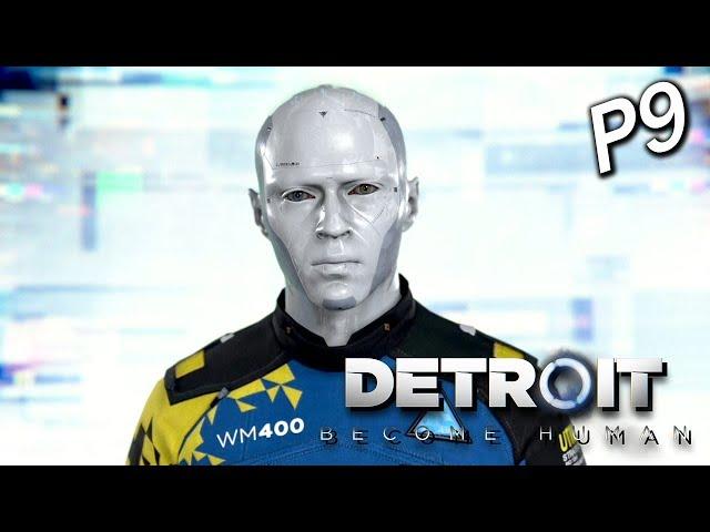 Detroit: Become Human????????Part 9 - ?????