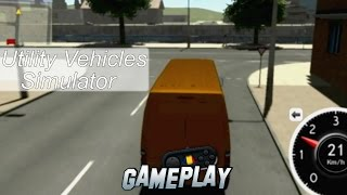 Utility Vehicles Simulator 2012 PC Gameplay