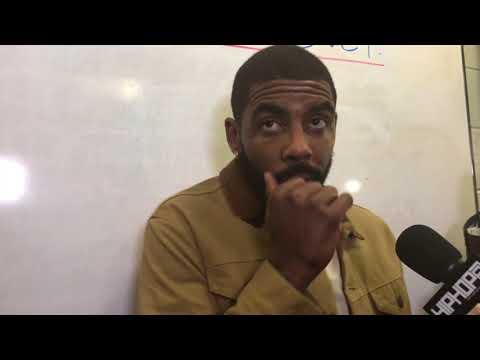 Kyrie Irving Post Game Interview Part 2   Boston Celtics vs. Atlanta Hawks   November 18, 2017