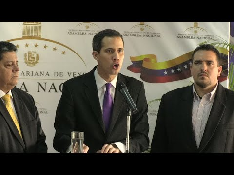 Venezuela : l'investiture de Nicolas Maduro largement contestée