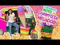 TRANSFORMO UN MOTOCARRO en CARRITO DE HELADOS 🚗 ¡Todos los Sabores y Colores GRATIS!|CONNY MERLIN