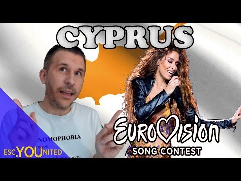 Cyprus in Eurovision: All songs from 1981-2018 (REACTION)