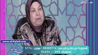 بالفيديو.. سعاد صالح: عدة المرأة تعظيما لقيمة الرجل بالأسرة المسلمة