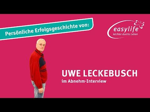 Uwe Leckebusch im easylife-Interview