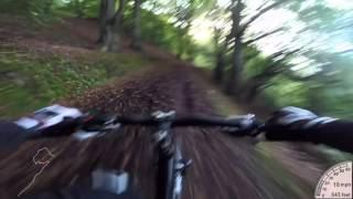 The Wrekin Downhill [Speedometer]