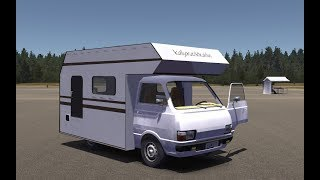 My Summer Car - New Camper Van (MOD)