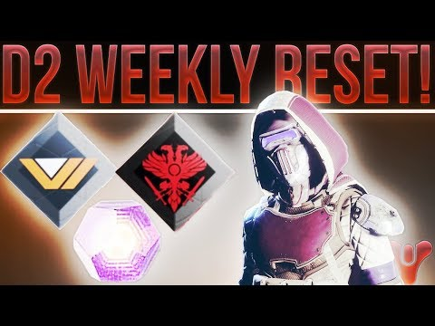 Destiny 2 Weekly Reset! Luminous Engrams, Nightfall, Flashpoints, Rewards, Milestones & More!