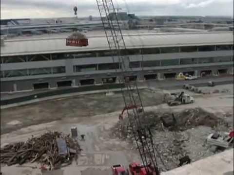Terminal 1 Demolition