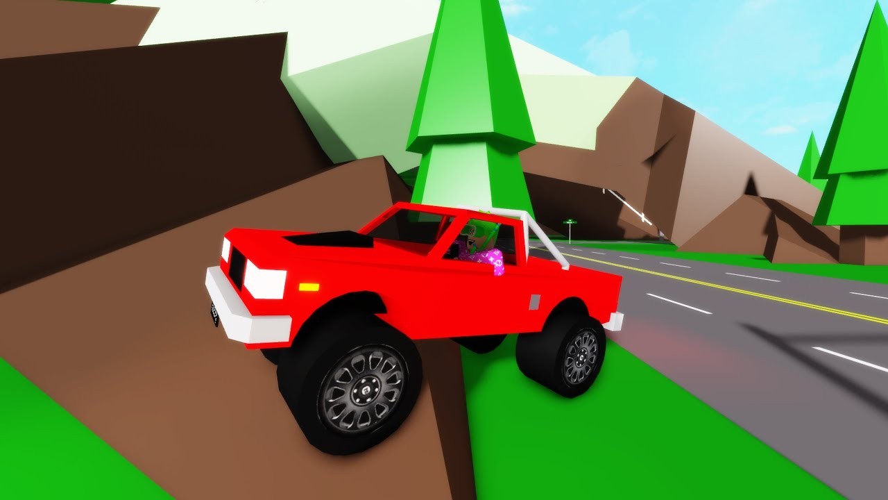 OFF ROAD IN BROOKHAVEN! (Roblox)