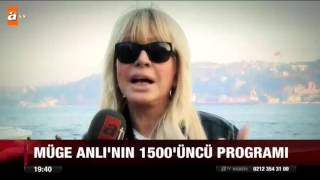 Müge Anlı'nın 1500'üncü programı - atv Ana Haber Video