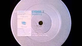 {Vinyl} Cygnus X - Superstring (Rank 1 Deep Dub Mix)