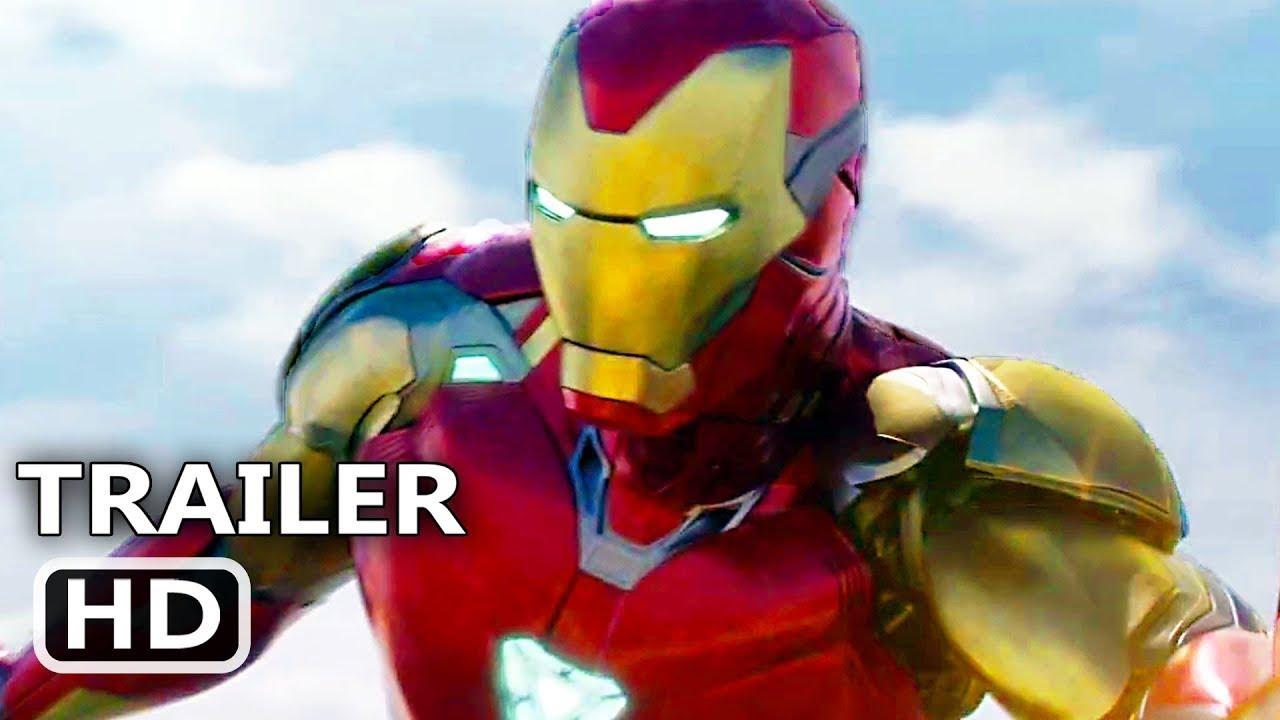 VINGADORES 4 Trailer Brasileiro LEGENDADO # 3 (Novo, 2019) ENDGAME, Thanos