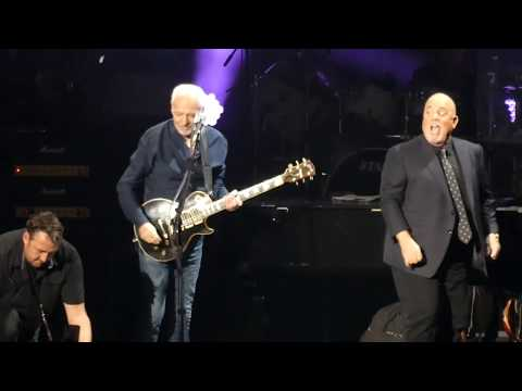 Big Jim - At Work - WATCH: Billy Joel Celebrates 70th Birthday at MSG With Peter Frampton