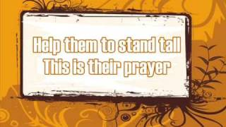 Savannah Outen - Hope and Prayer - with lyrics