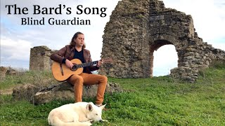BLIND GUARDIAN - The Bard's Song - Acoustic Classical Guitar Cover by Thomas Zwijsen видео