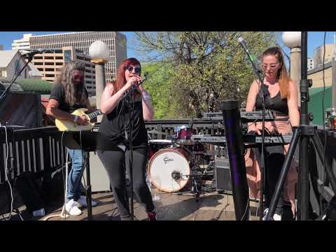 Vylit Live at SXSW 2019 Unofficial Rooftop Showcase