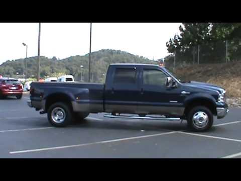 FOR SALE Stock #P7030 - 2007 Ford F-350SD King Ranch DRW www.lcford.com