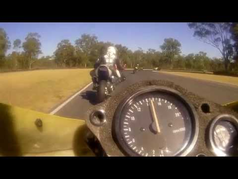 P6 250cc Race 2 - Onboard with Gary - Master of Morgan Park 2015