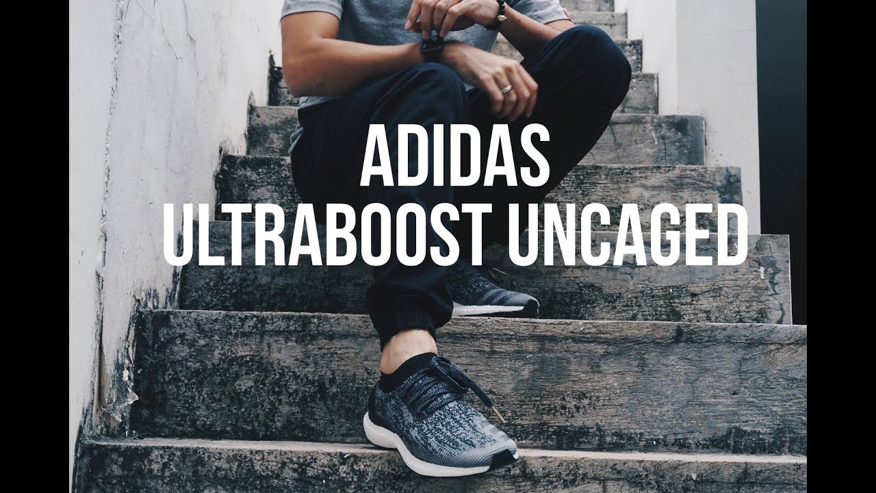 SNKRS - Adidas Ultra Boost Uncaged (Eng