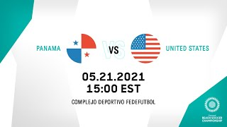 CBSC 2021   Panama vs United States