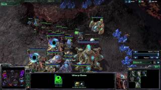 Double Cheese, Cannons and DTs - Starcraft 2 - 2v2