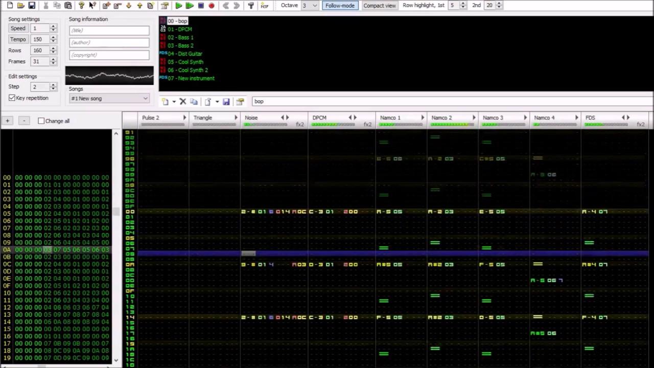 Corneria - StarFox (0CC-FamiTracker 4-N163 + FDS)
