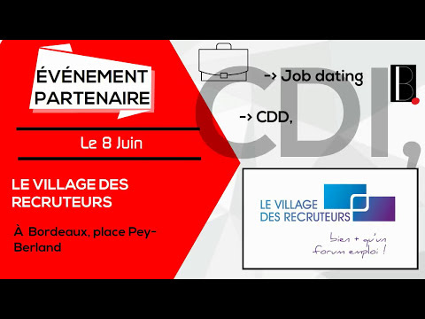 Bordeaux Business Weekly Brief 5 mai 2017