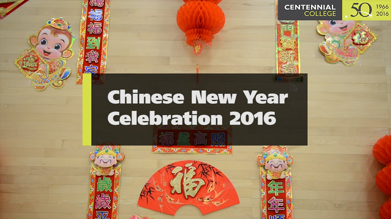 centennial college chinese new year celebration 2016 - Chinese New Year 1966