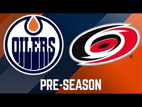 FULL GAME ARCHIVE | Oilers vs. Hurricanes at Saskatoon - Pre-Season