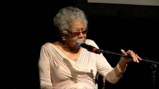 Maya Angelou: I'm a Rainbow in Somebody's Cloud