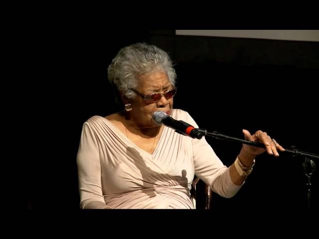 Maya Angelou | I'm a Rainbow in Somebody's Cloud