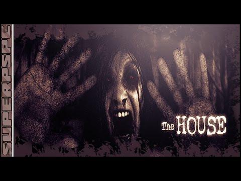لعبة الرعب The House دخول الي البيت المسكون الجزء الاول Youtube