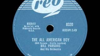 Rockabilly: The All American Boy (Bill Parsons), 1958