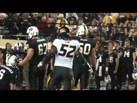 A Week with Mizzou Defensive End Michael Sam
