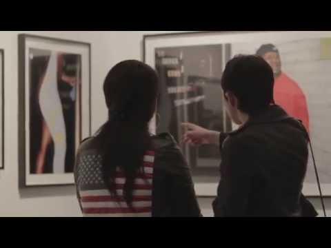 Peter Beste 'Houston Rap' Opening night at HVW8 Gallery Los Angeles