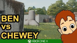 10 MAN SQUADS! Team Ben vs Team Chewey / PUBG Xbox One X