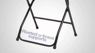 Samsonite 2200 Series Injection Mold Folding Chair