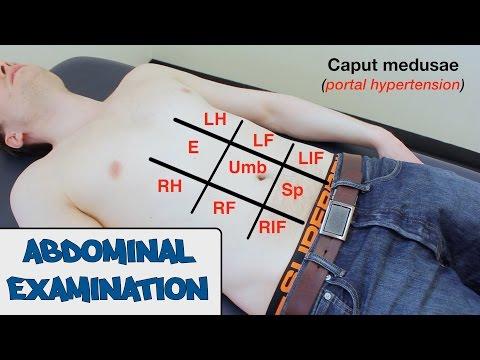 Abdominal Examination - OSCE Guide