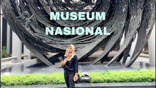 #Vlog 1 MUSEUM ( MUSEUM NASIONAL)