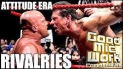 Greatest WWE Rivalries Of The Attitude Era