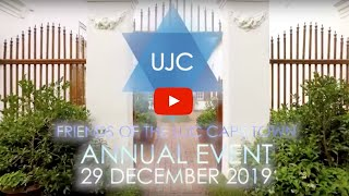 2019 Friends of the UJC Cape Town Event Highlights
