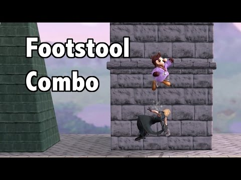 Dr. Mario Footstool Combo 0-69% (guaranteed on 12 characters)
