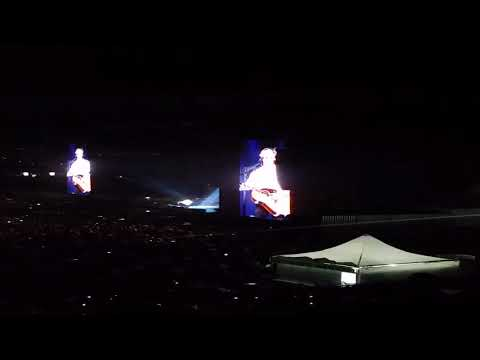 Paul McCartney - Yesterday live at Mineirao Stadium Brazil 2017
