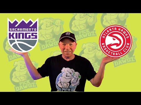 Sacramento Kings vs Atlanta Hawks 3/24/21 Free NBA Pick and Prediction NBA Betting Tips