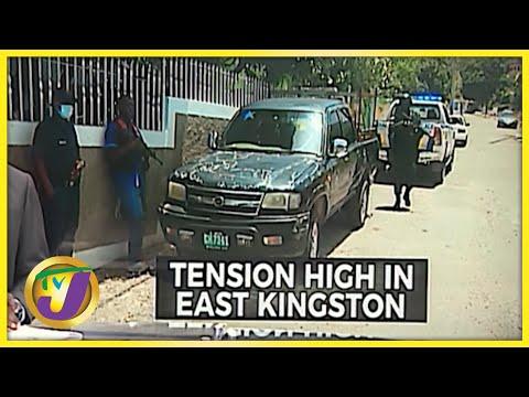 Gang War in Bull Bay, St. Andrew in Jamaica   TVJ News - July 9 2021