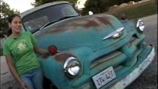 Kelle's 1954 Shop Truck Restoration Part 1-Video