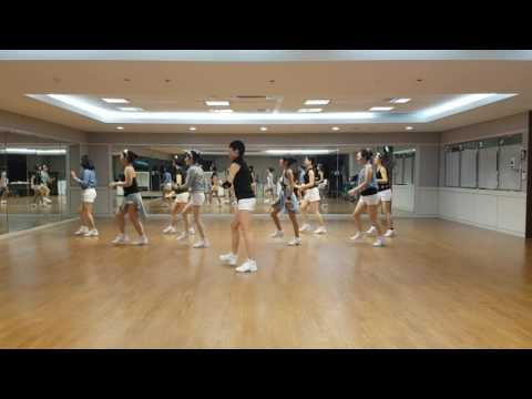 Baby Give it Up (TO Give It Up) Line Dance(Beginner Level)
