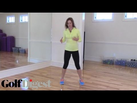 The Side-Lunge Workout-Fitness Friday-Golf Digest