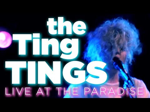 Front Row Boston | The Ting Tings – Live at The Paradise (Full Set)