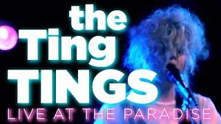 Repeat youtube video Front Row Boston | The Ting Tings – Live at The Paradise (Full Set)
